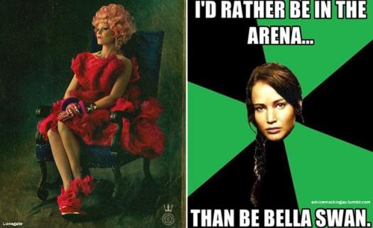 Effie Katniss Meme