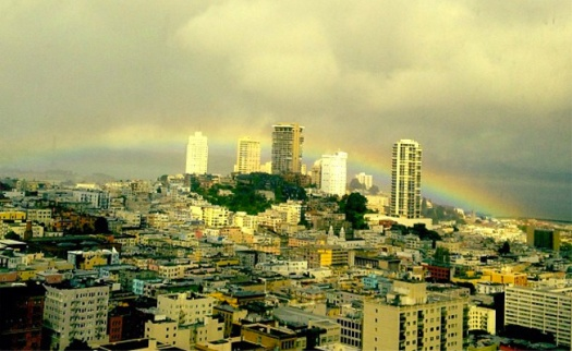 San Fran Rainbow