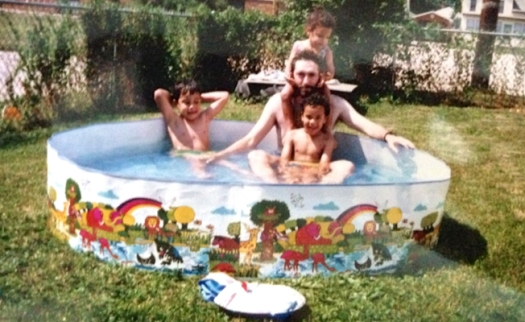 Dad Fam Pool