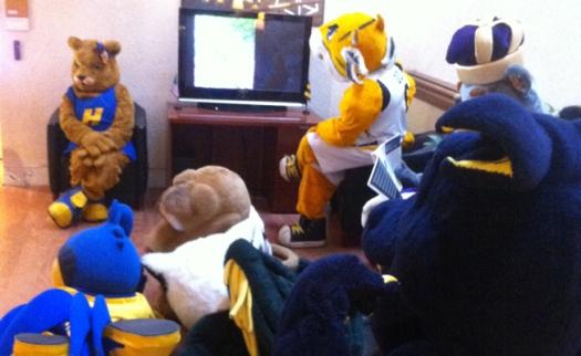 TV Mascots