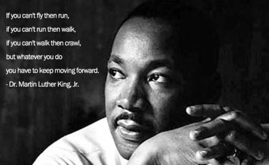 MLK Quote 2014